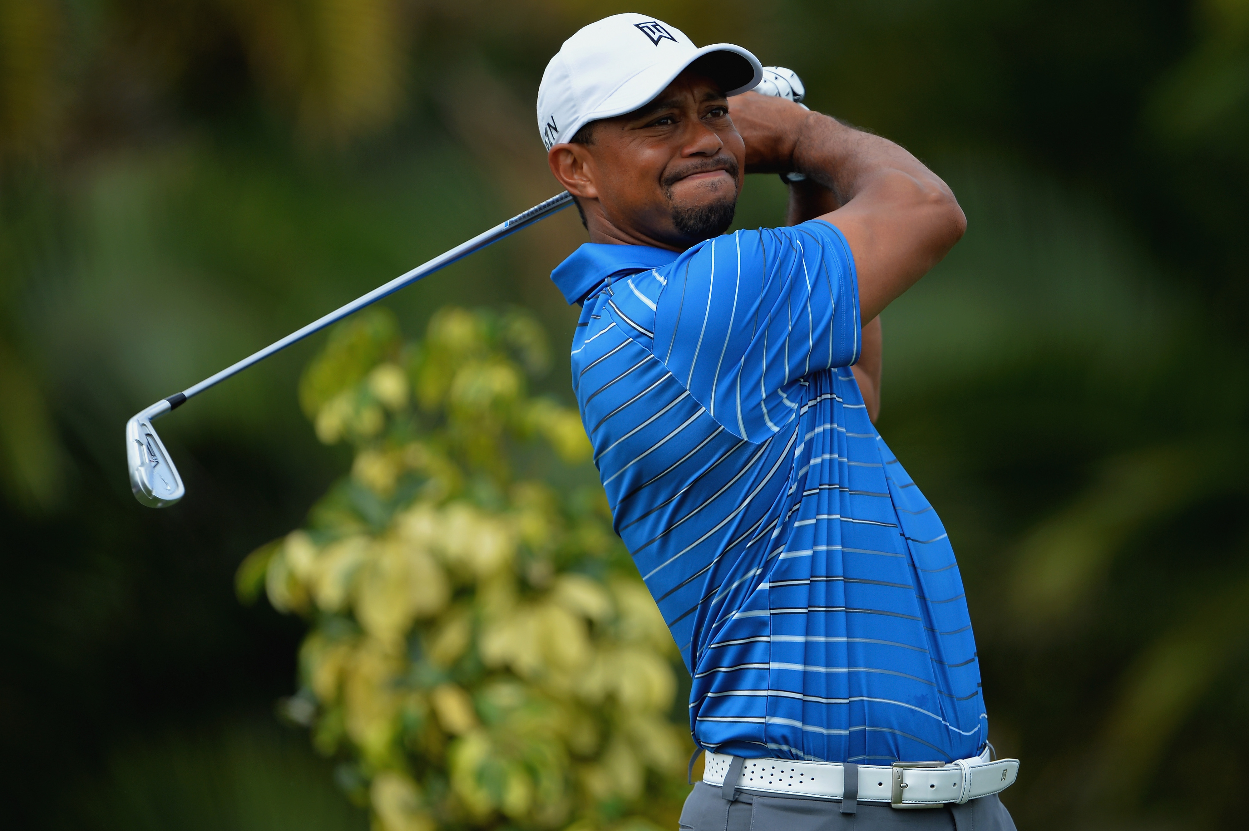 Tiger Woods may shake up his pre-Masters schedule