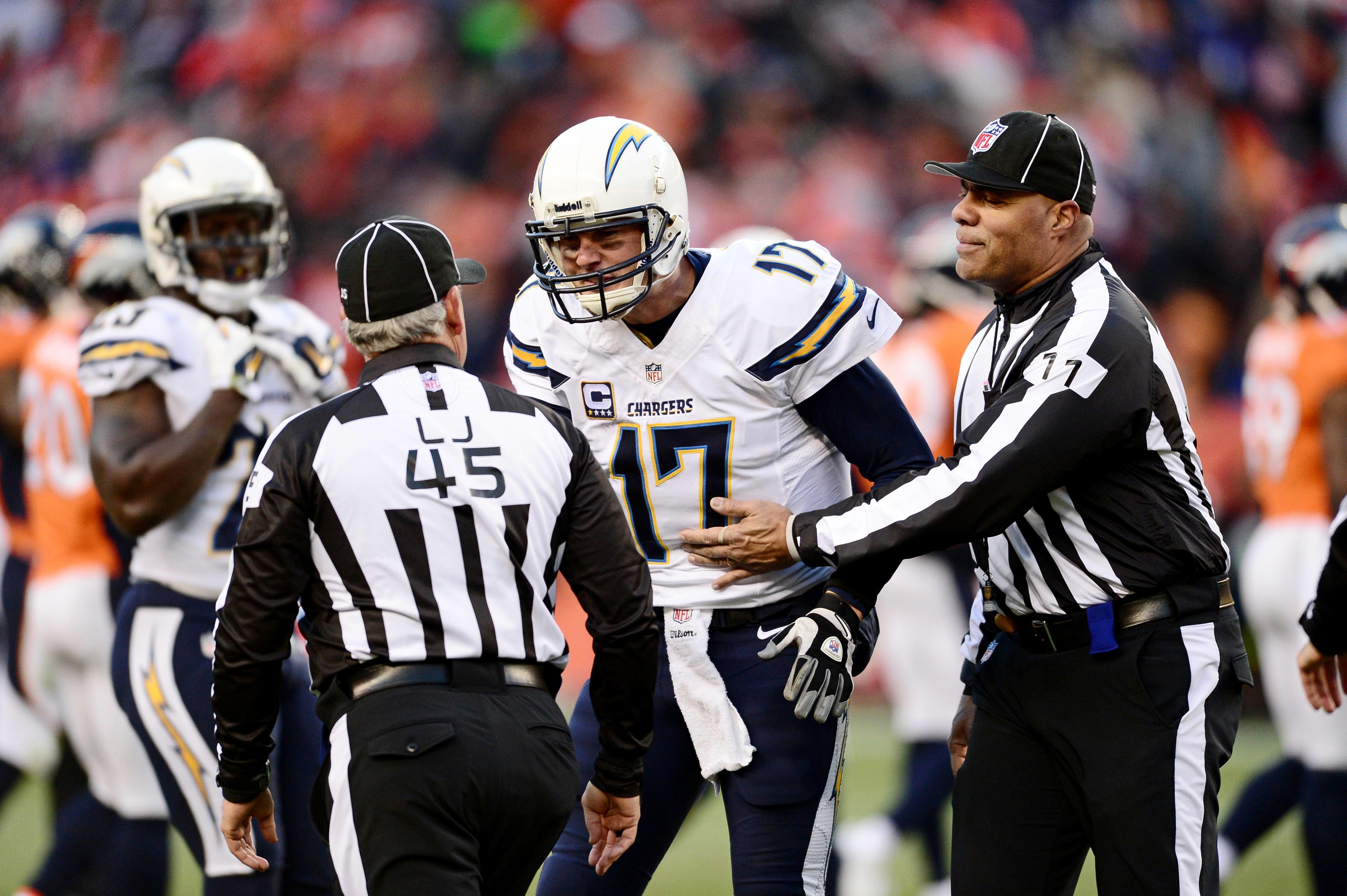 NFL considering extra on-field official during preseason