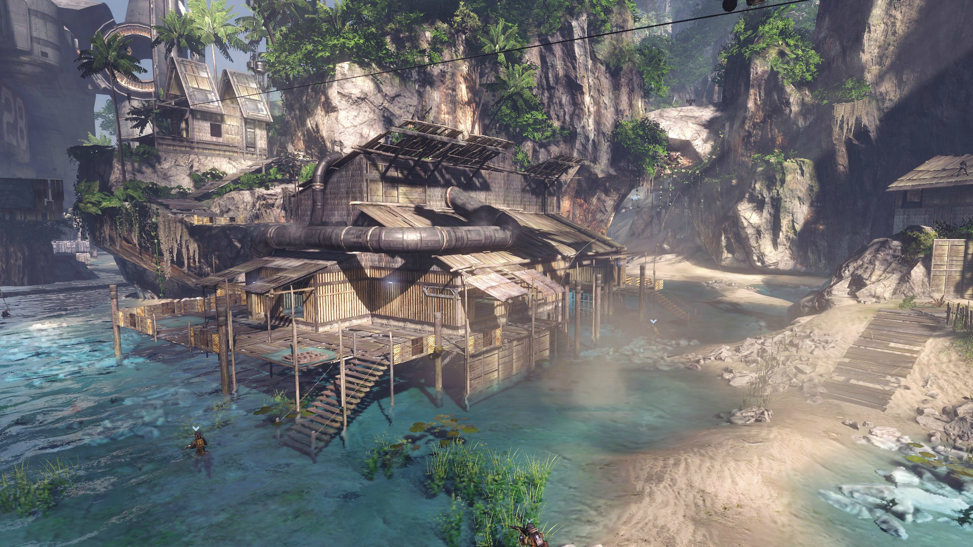 Report: Leaked Titanfall images reveal maps, modes and more