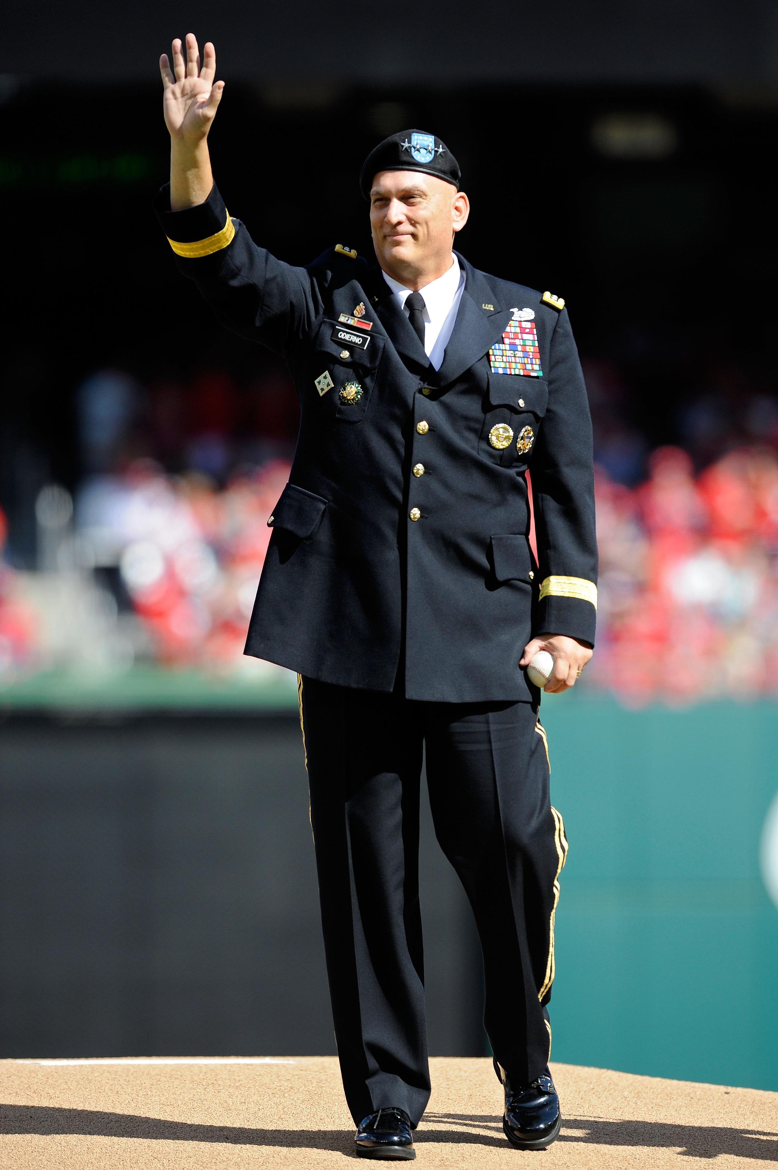 General Raymond T. Odierno