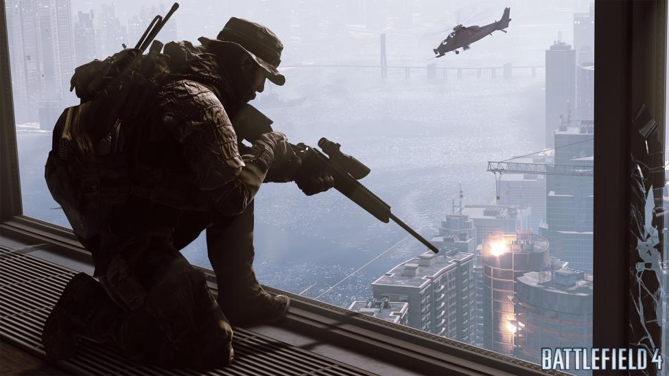 Battlefield 4 being updated on PS3, PS4, Xbox 360 today
