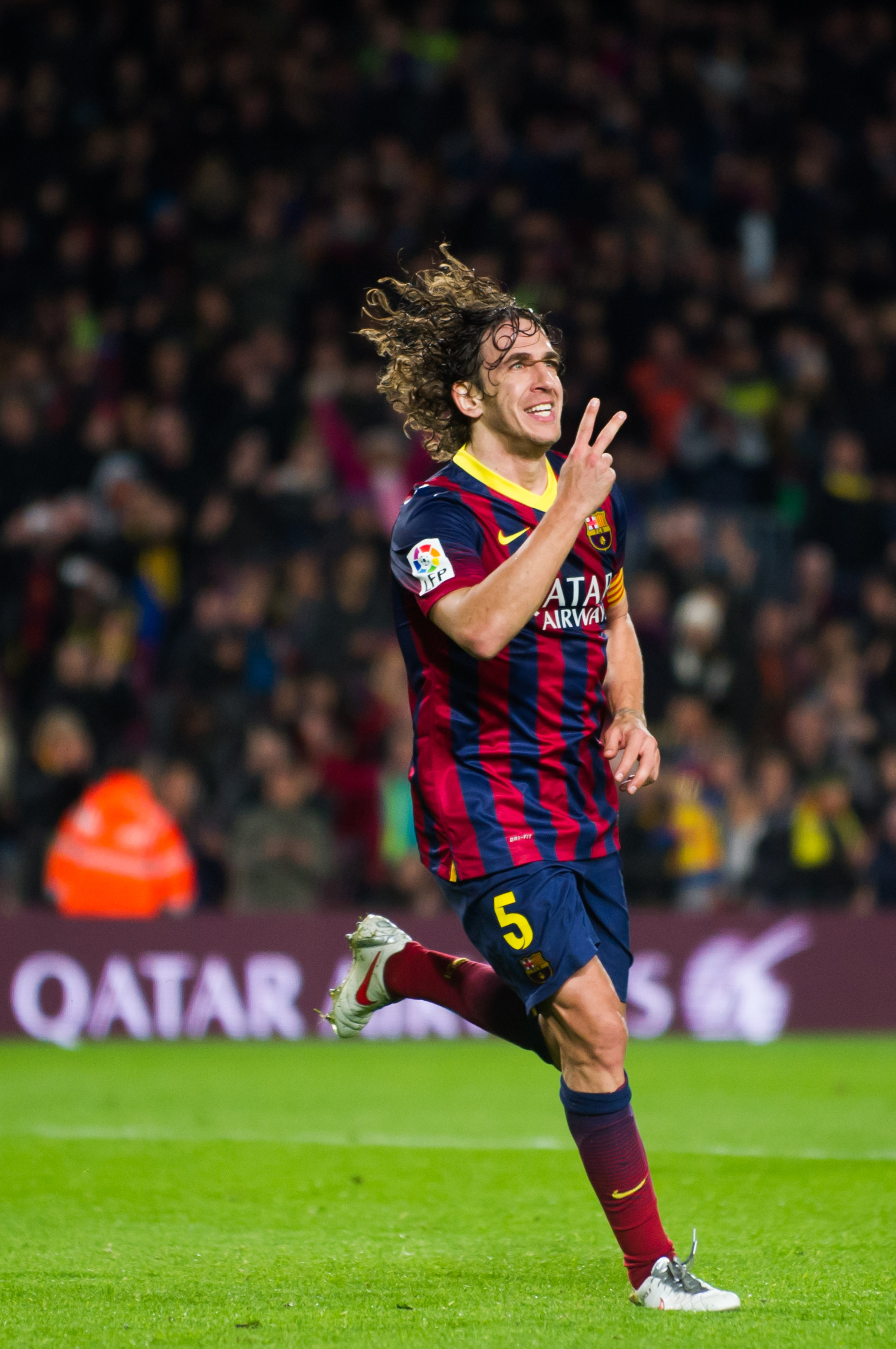 Carles Puyol to leave Barcelona at the end of the season