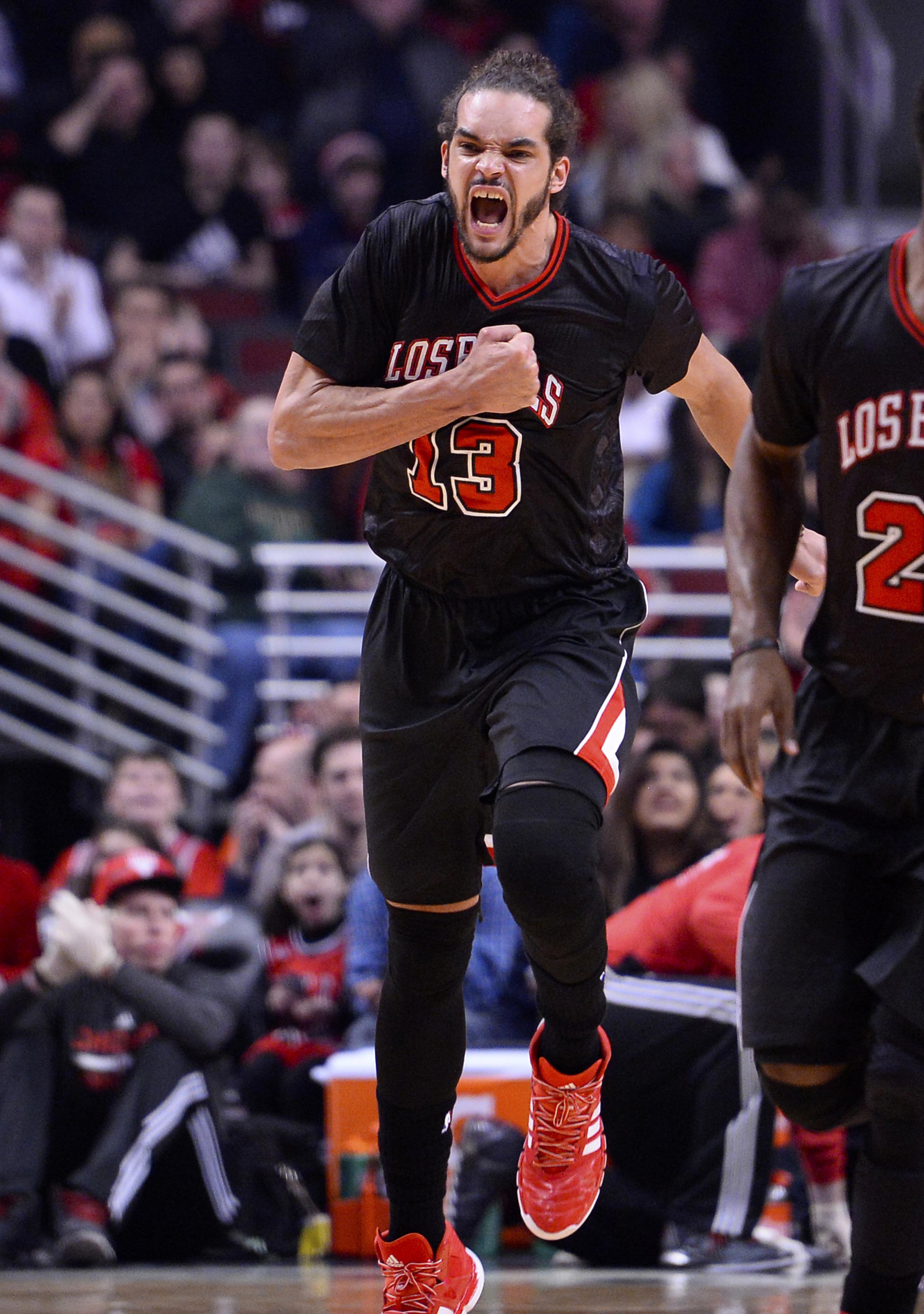 Joakim Noah is keeping the Bulls afloat