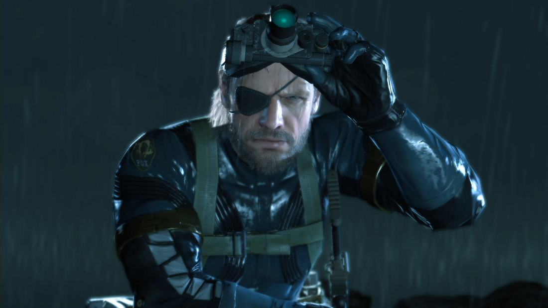 Why is Metal Gear's Solid Snake called 'Solid Snake'?