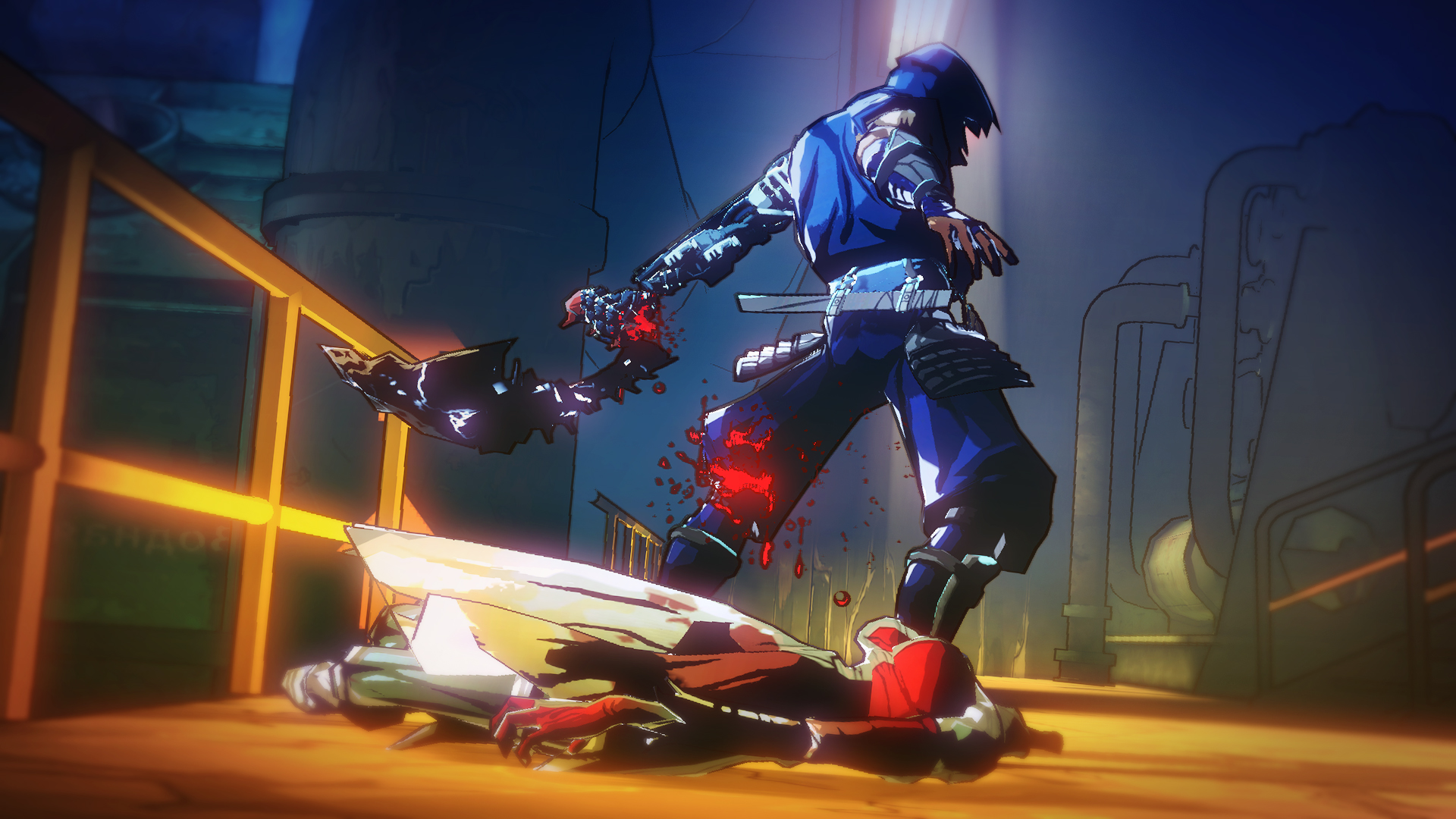 Yaiba: Ninja Gaiden Z: and now for something completely different