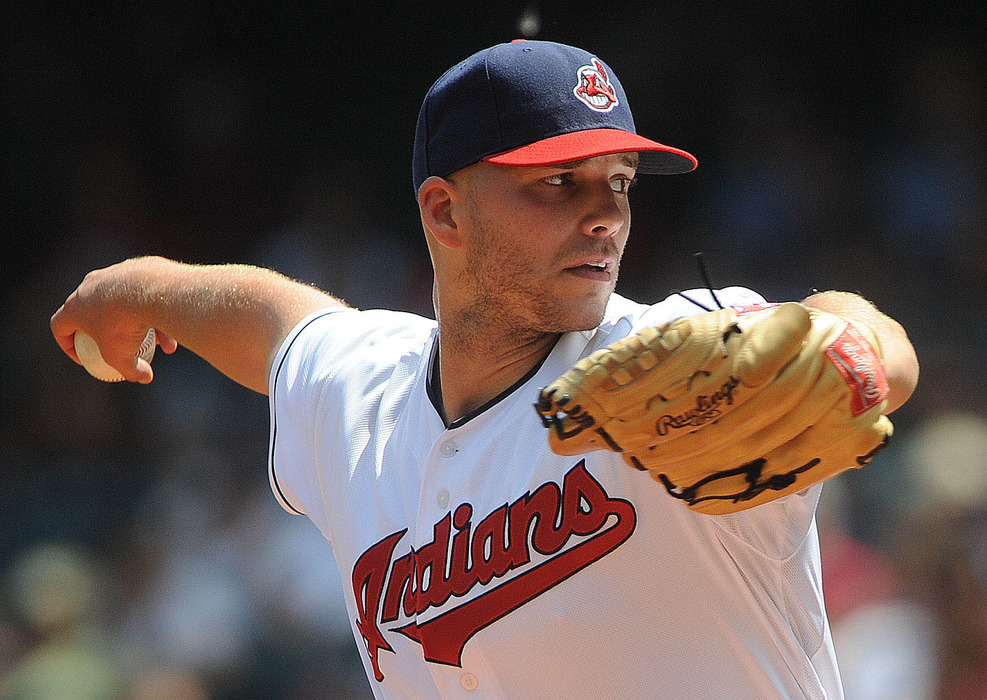 Justin Masterson anticipates his market, forces Indians' hand
