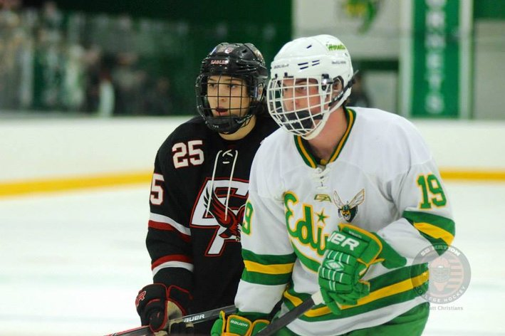 Both Edina & Eden Prairie will be playing in front of a sold-out Xcel Energy Center Friday night