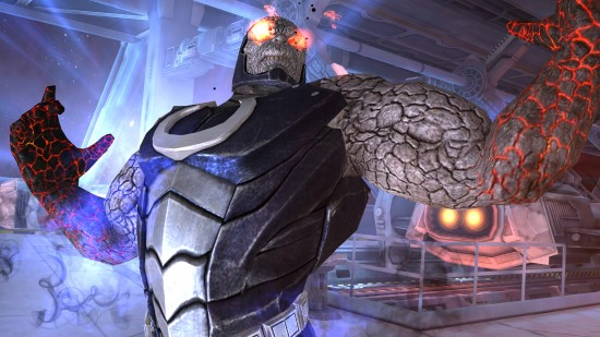 Darkseid exclusively joins Injustice: Gods Among Us app