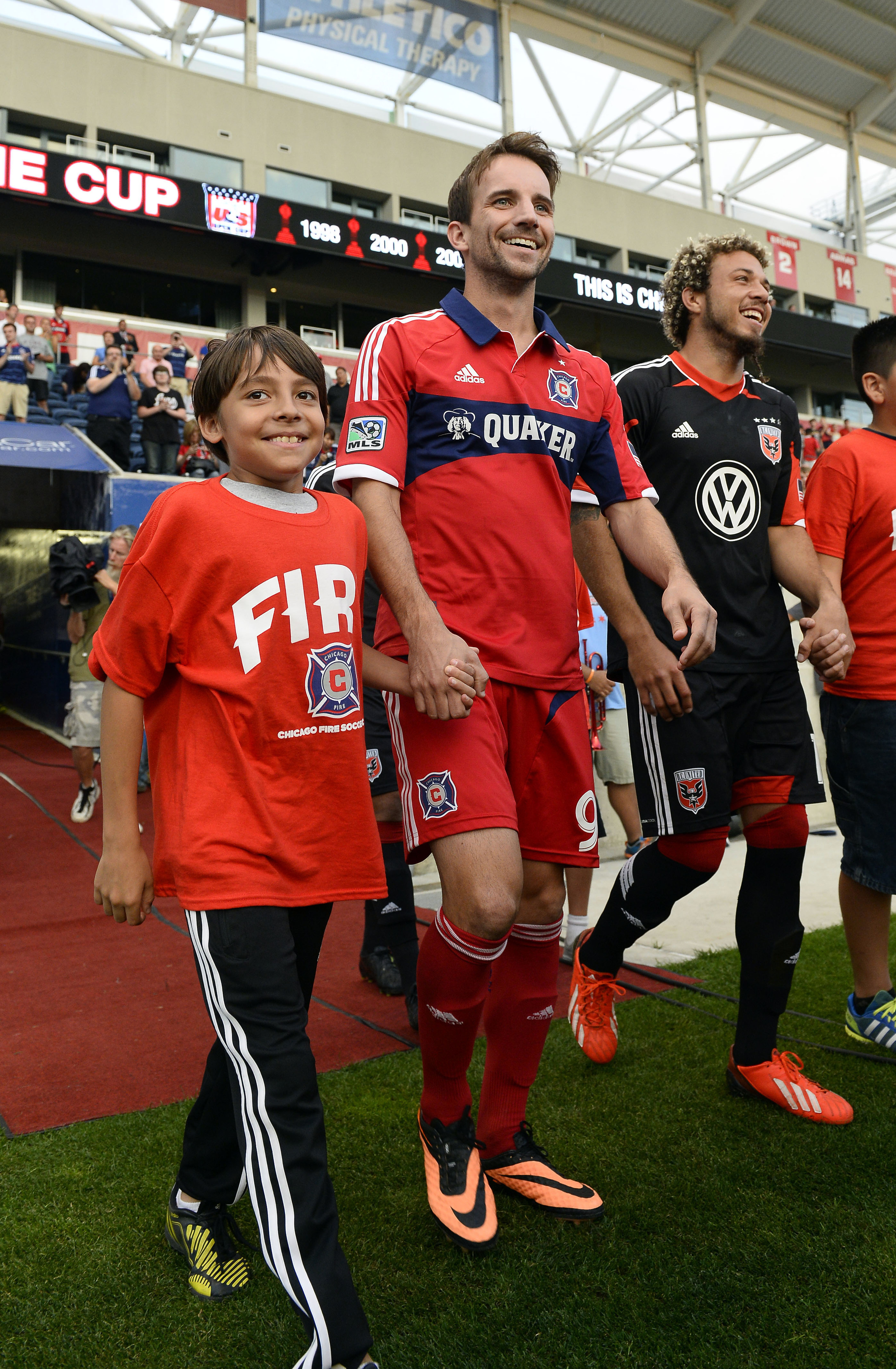 Mike Magee, Designated Player. Can you dig it?