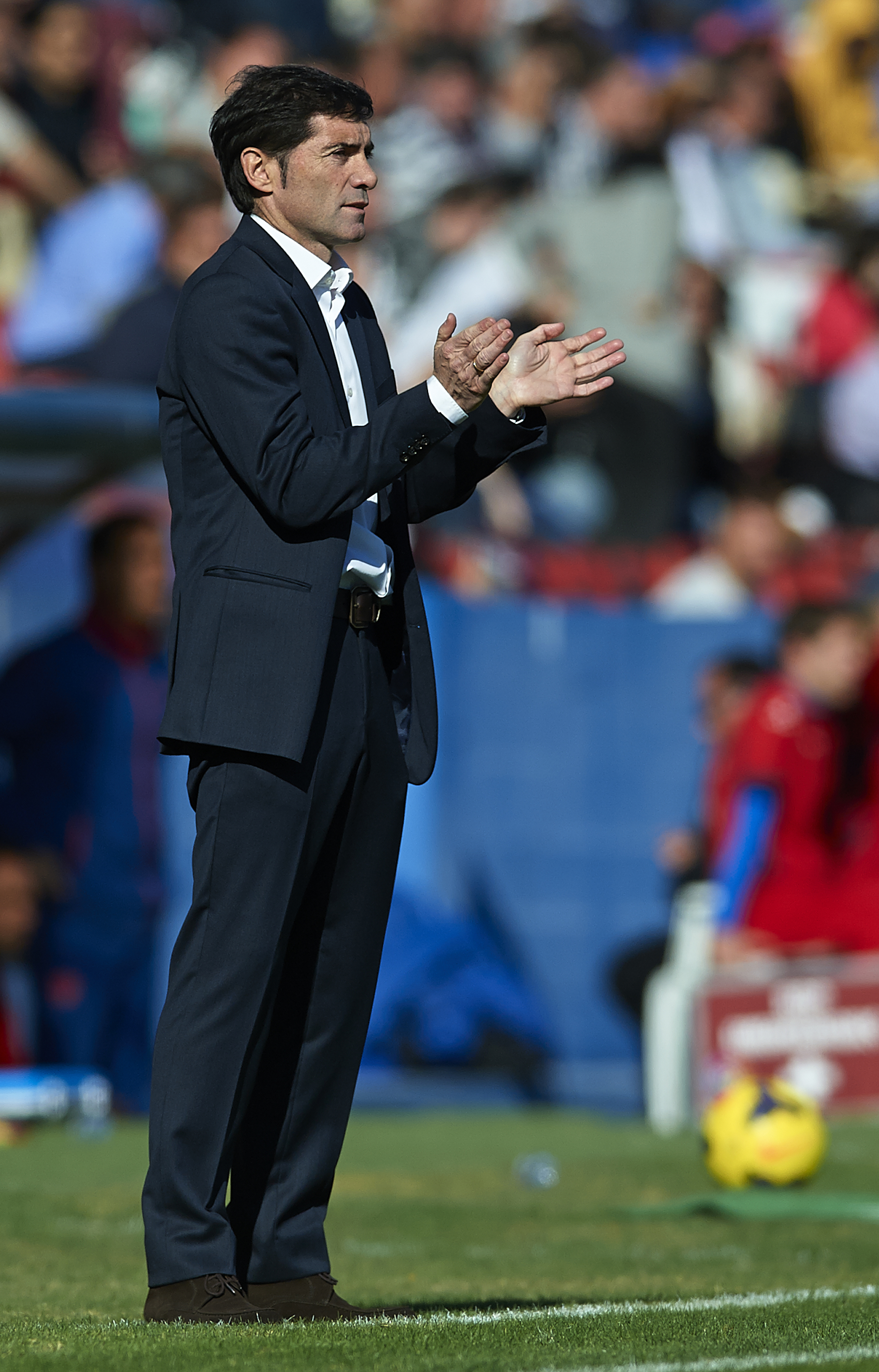 Marcelino will earn his pay this week for sure--lots of lineup decisions to make