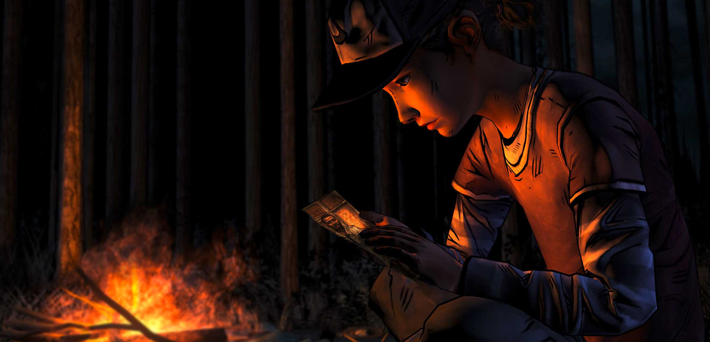 Telltale describes the difficulty of starting over in The Walking Dead Season Two