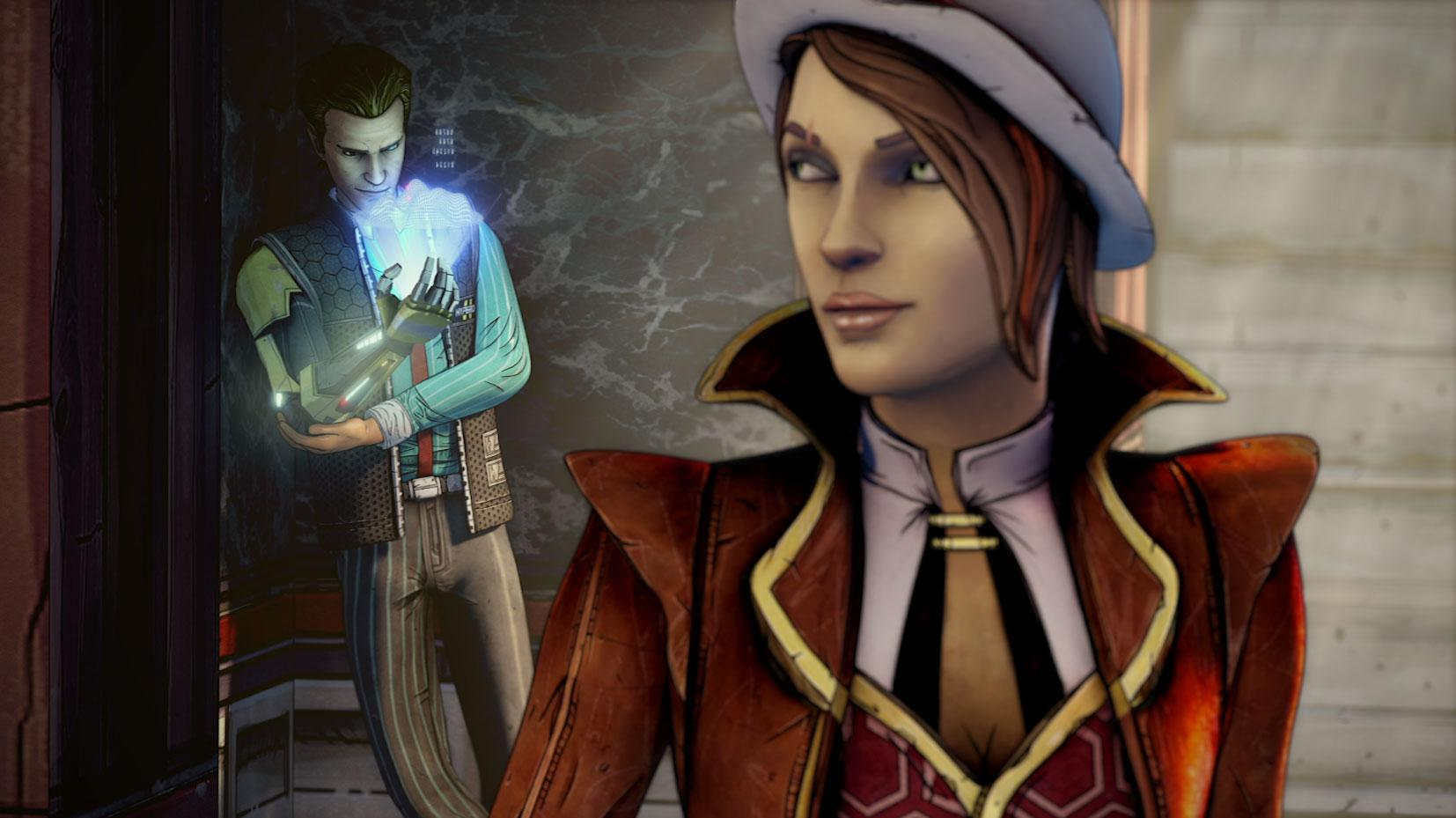 Tales from the Borderlands stars two lying, greedy Pandorians (update)