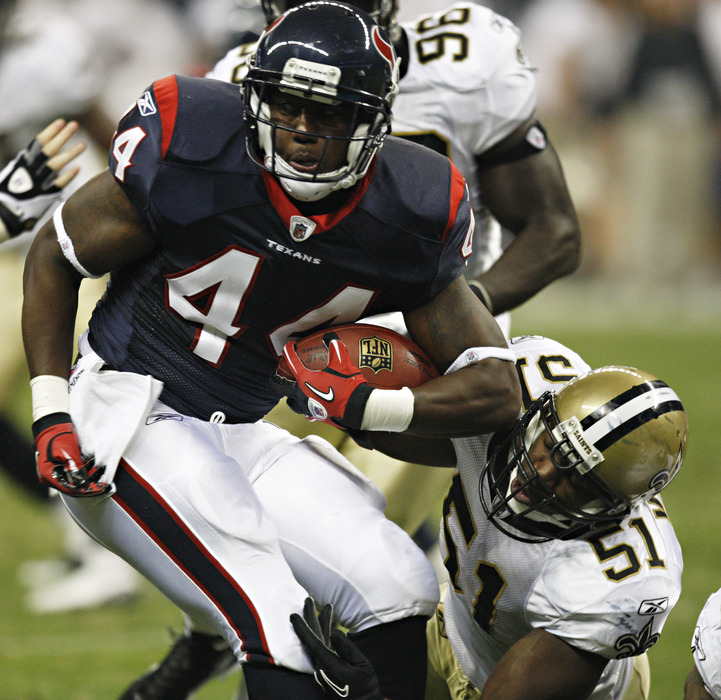 Not a whole lot of chatter about Ben Tate on the first day of free agency, was there?