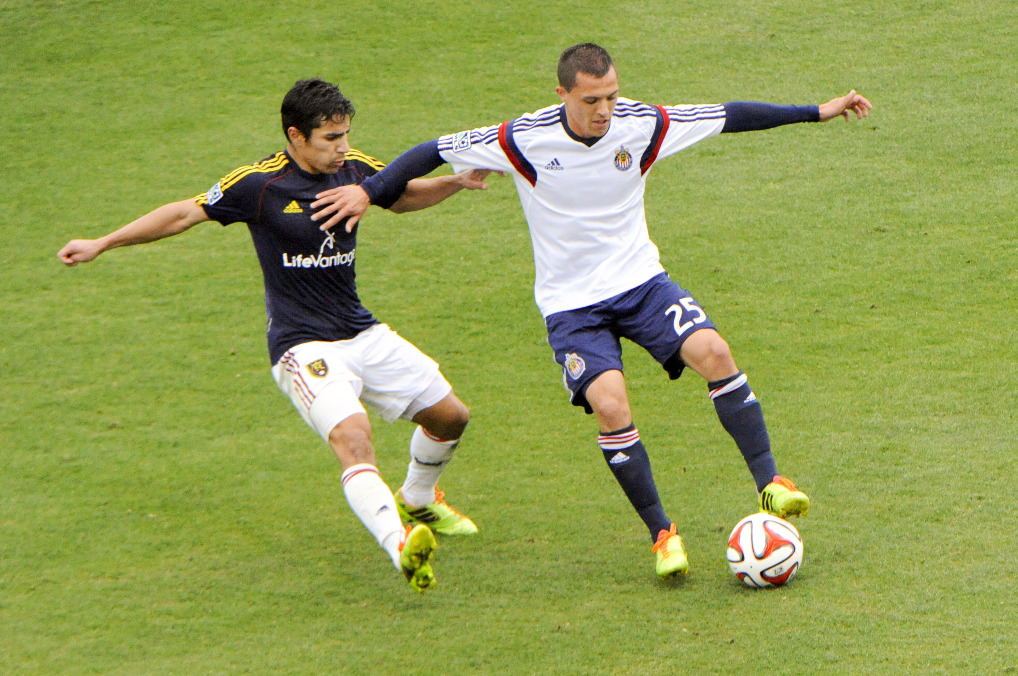 Current Goat Donny Toia spent 2013 with Phoenix FC Wolves