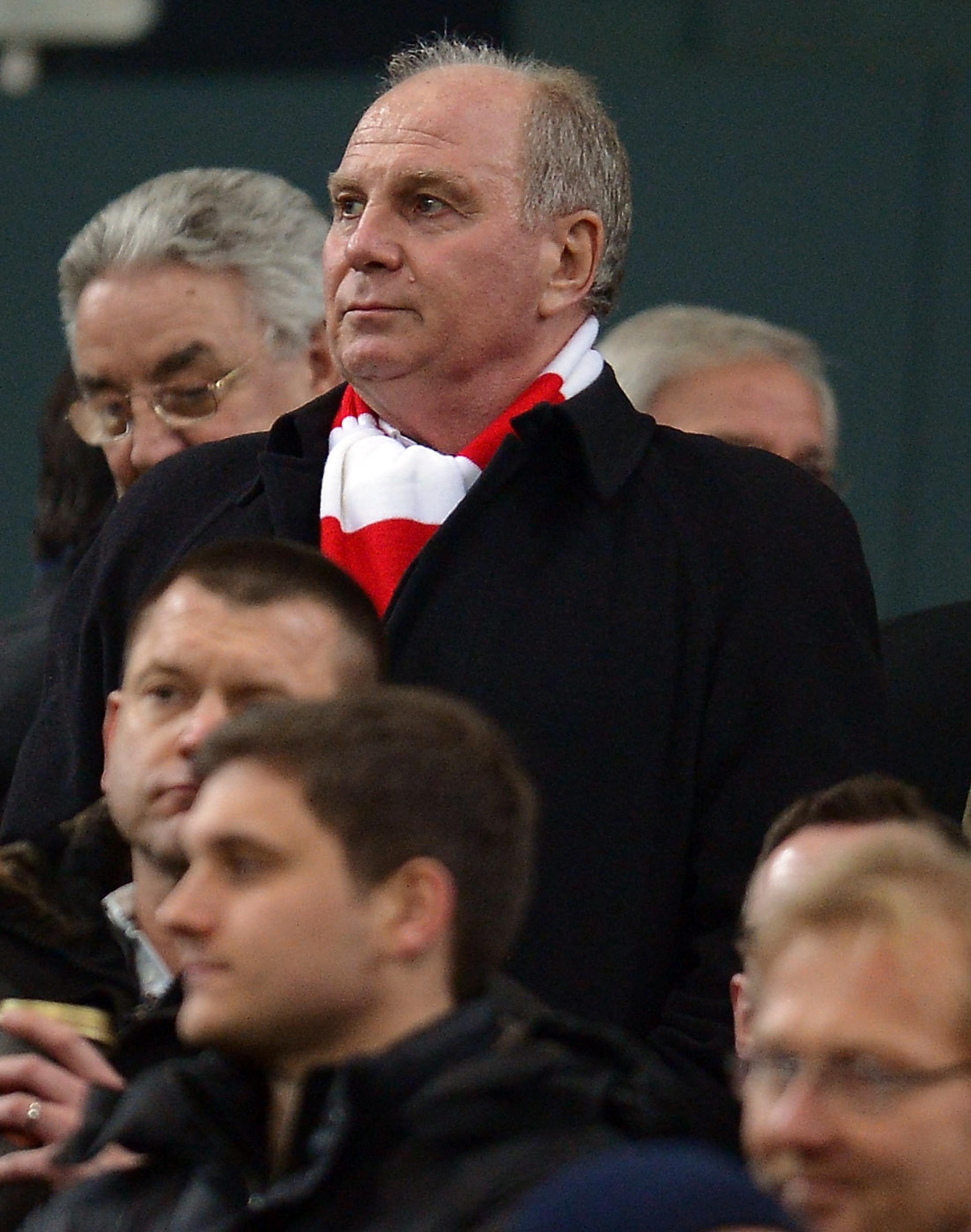 Bayern Munich president Uli Hoeneß sentenced to jail time for tax evasion