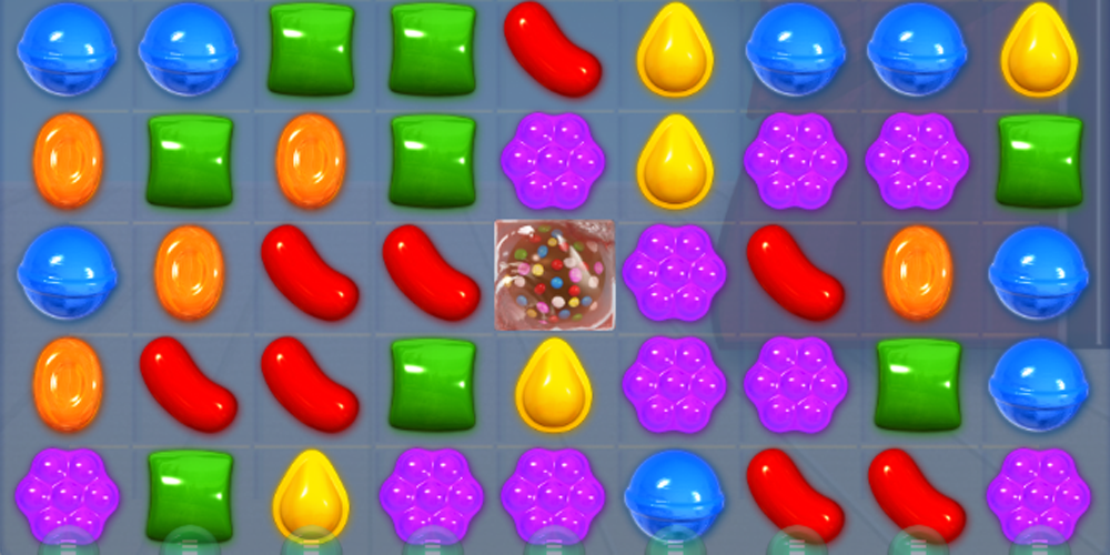 Candy Crush is officially a hard game, according to math