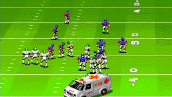 The Madden ambulance, and other features the NFL made EA remove or tweak