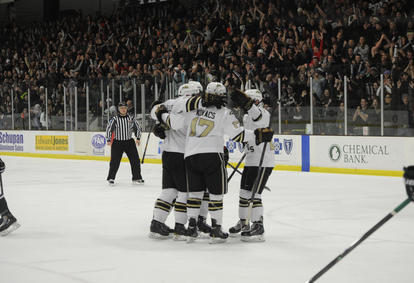 Western Michigan had a strong 2nd half, but can they win on the road to make it to the NCAAs?