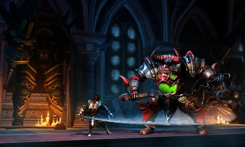 Castlevania: Lords of Shadow — Mirror of Fate HD coming to Steam this month