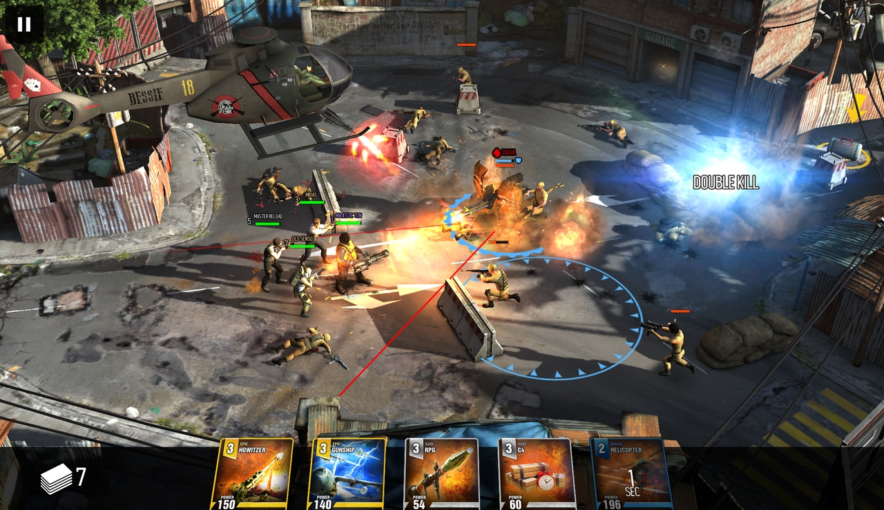Crytek brings action card game The Collectables to iOS and Android