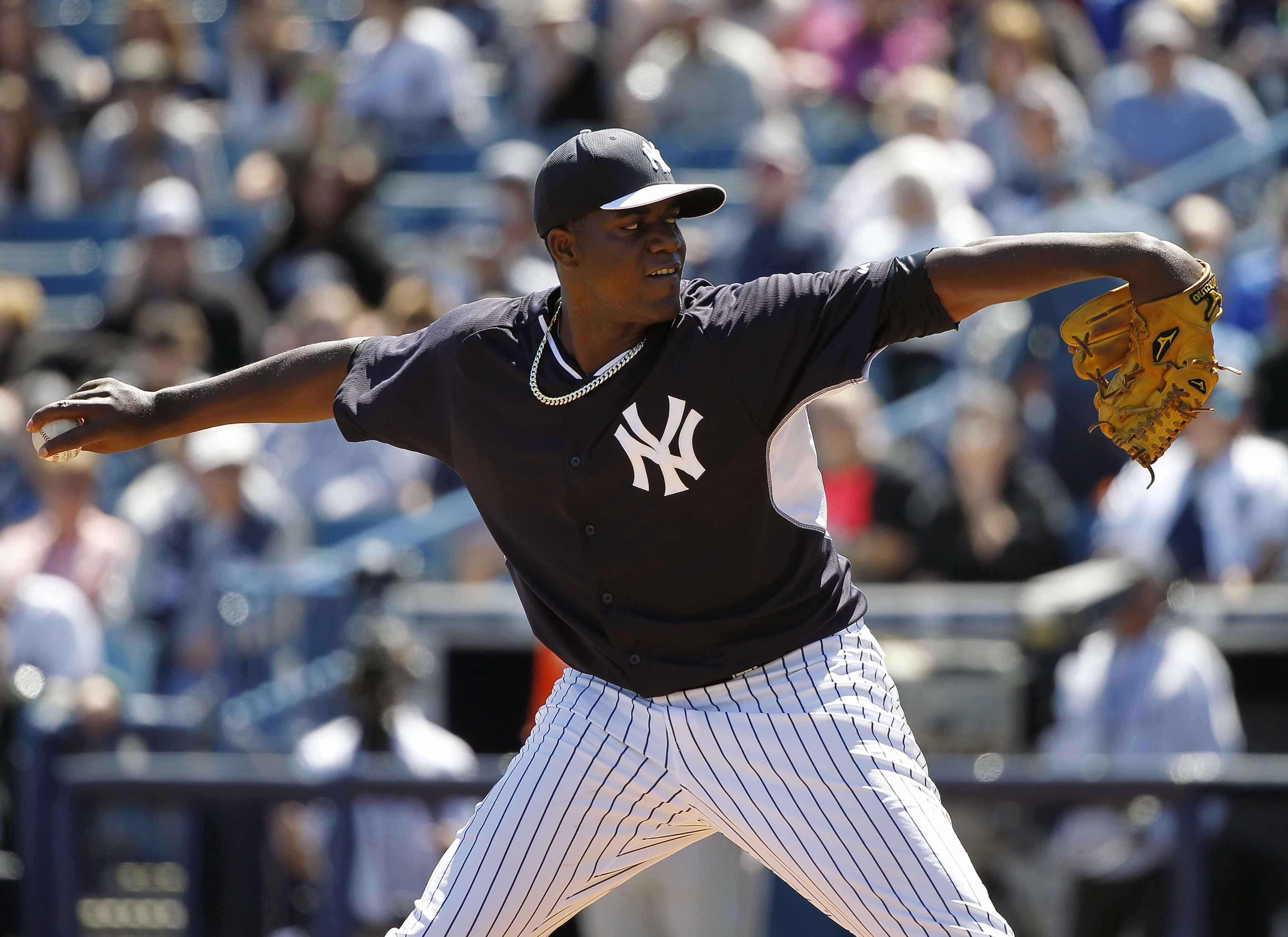 Yankees plan to hold Michael Pineda to an innings limit