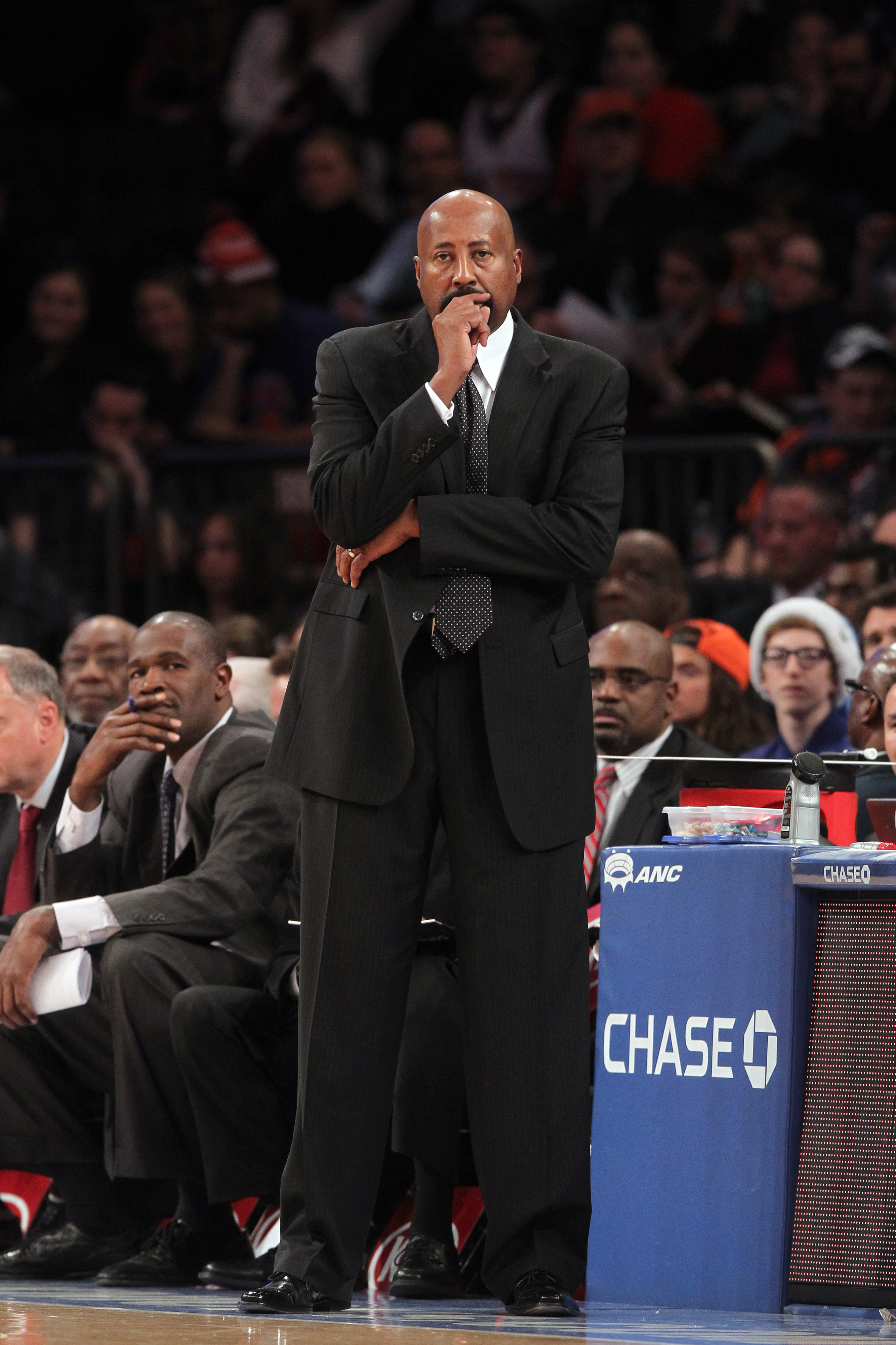 Mike Woodson rumored to coach Indiana if fired by Knicks