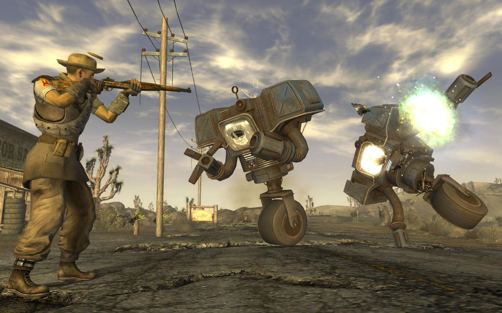 Fallout: New Vegas mod adds the Enclave as a playable faction