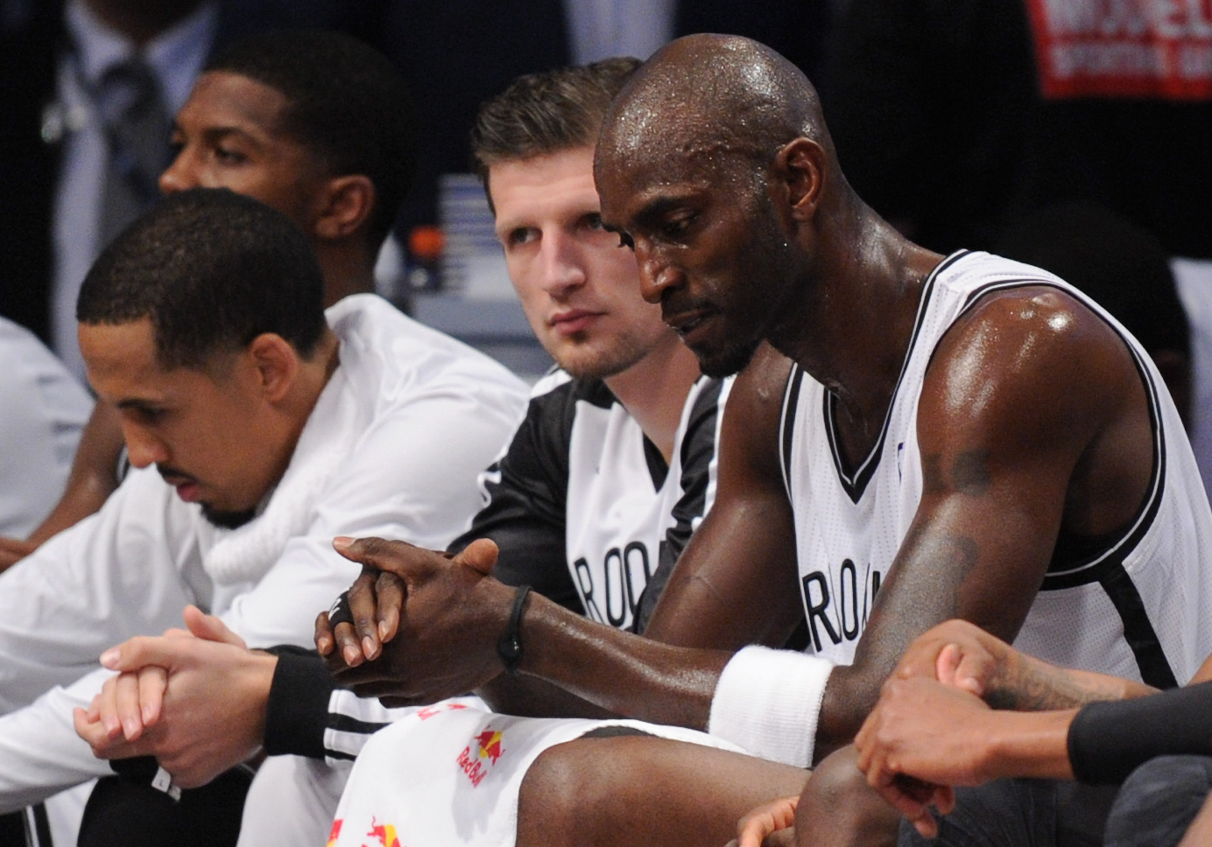 Kevin Garnett injury: Nets big man out at least next 3 games