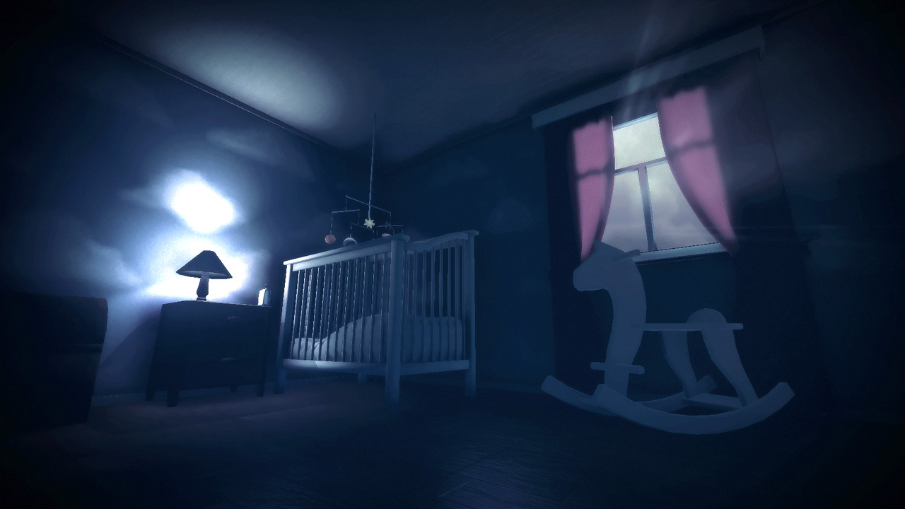 Next-gen consoles may be getting horror game seen through the eyes of a child