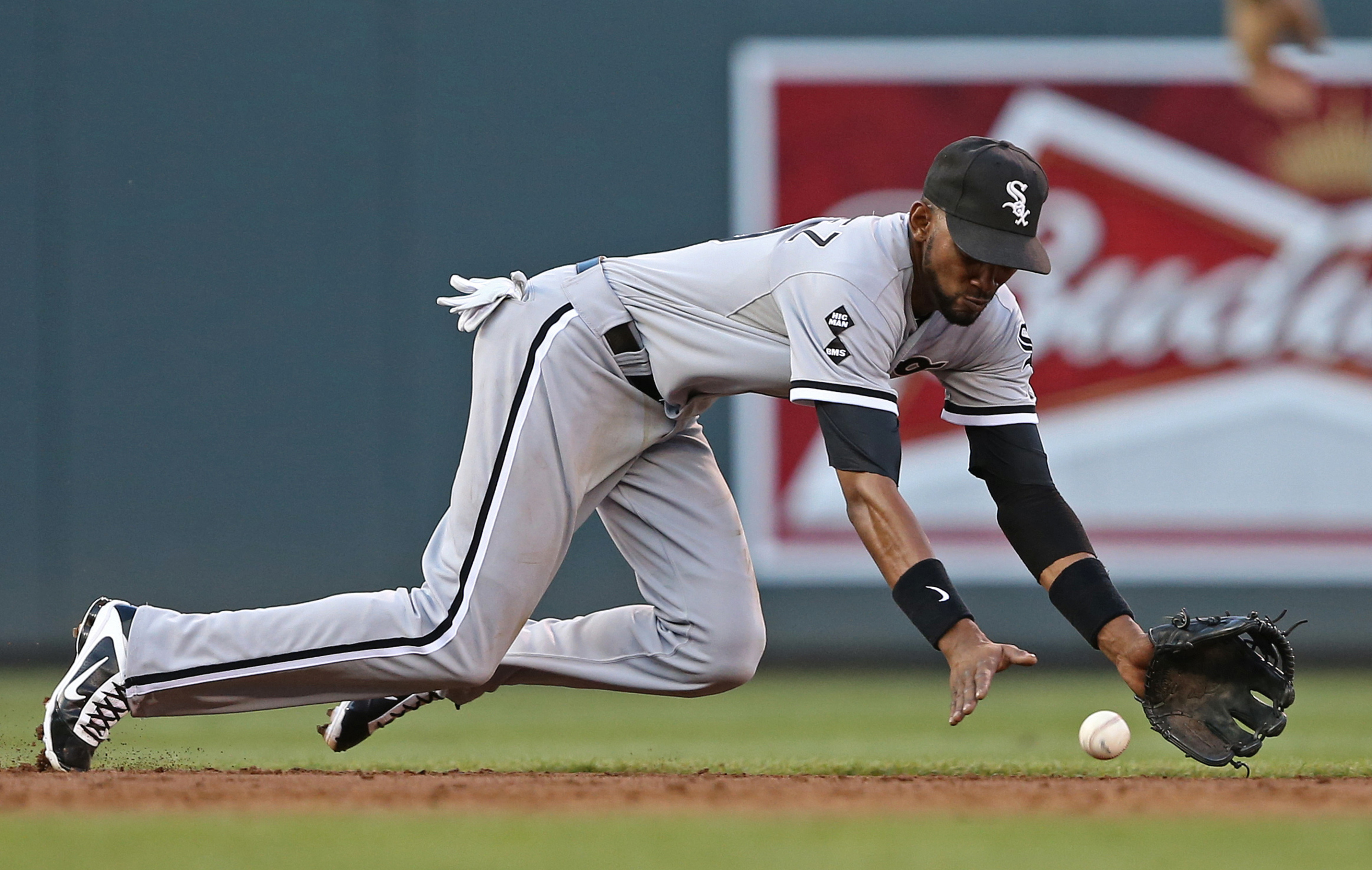 Could this man be the next Tigers shortstop? Probably not.
