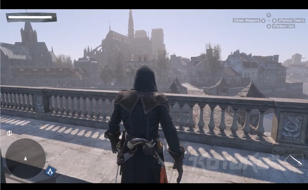 Report: Two Assassin's Creed games coming in 2014, one set in Paris