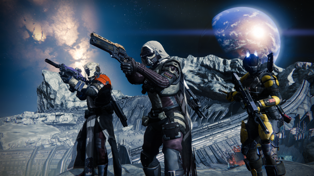 Bungie outlines ambitions for Destiny's extensive character customization