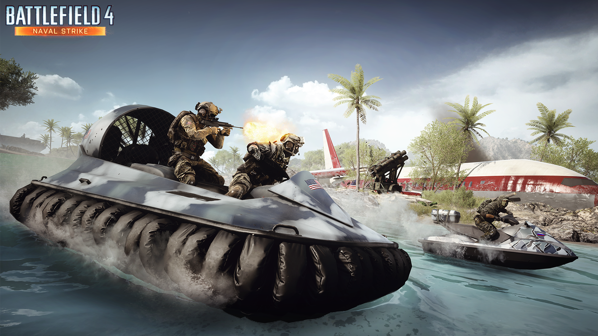 Battlefield 4 Naval Strike expansion delayed for PC