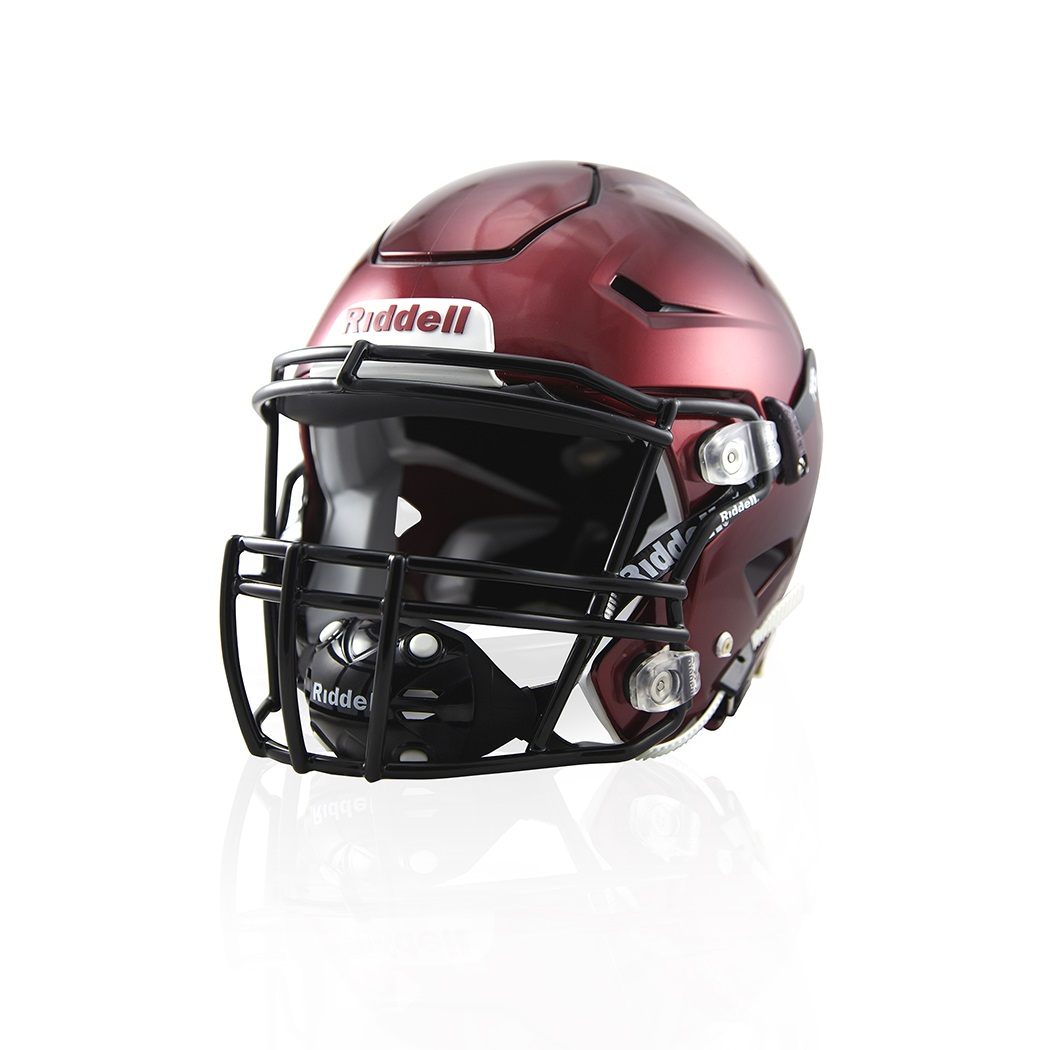 New Riddell SpeedFlex football helmet pits technology vs. concussions