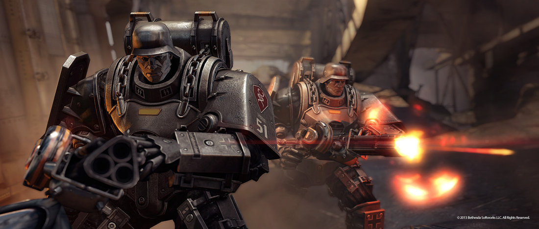 Wolfenstein: The New Order gets an earlier May 20 release date in Australia and Europe