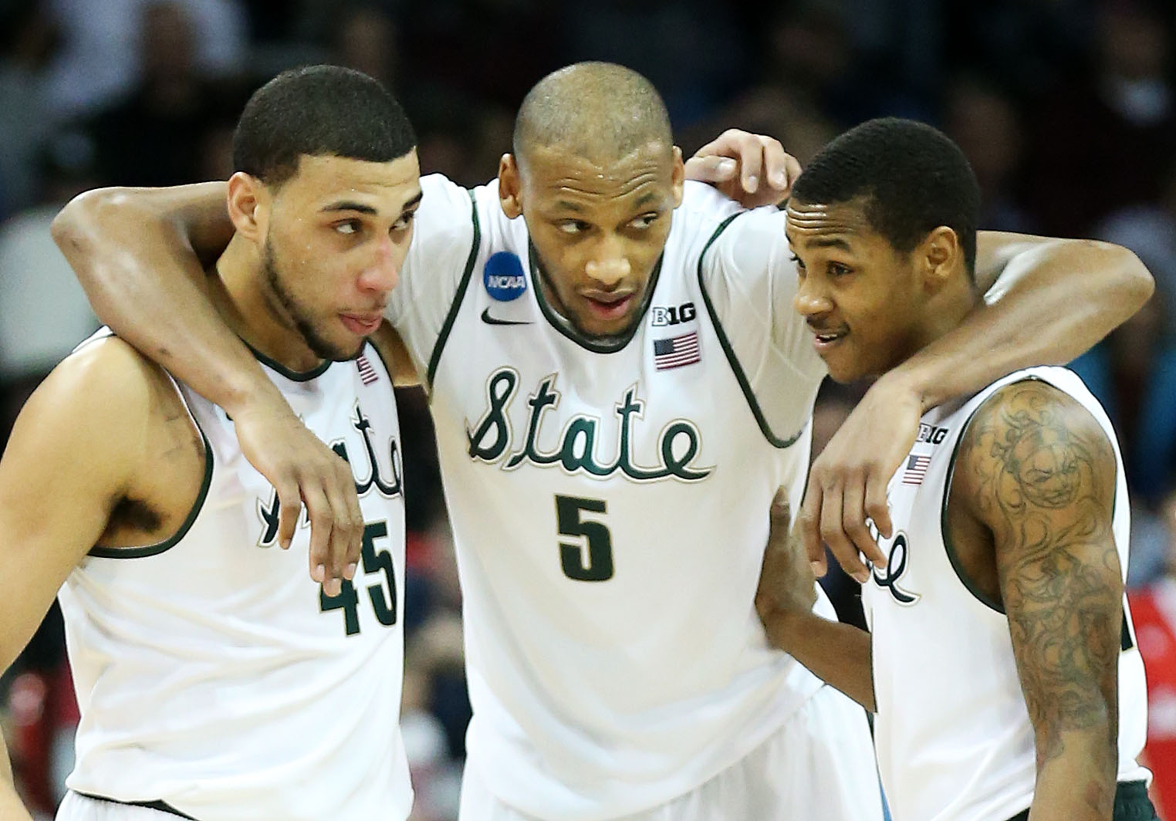 Michigan State's seniors try to keep Final Four tradition alive