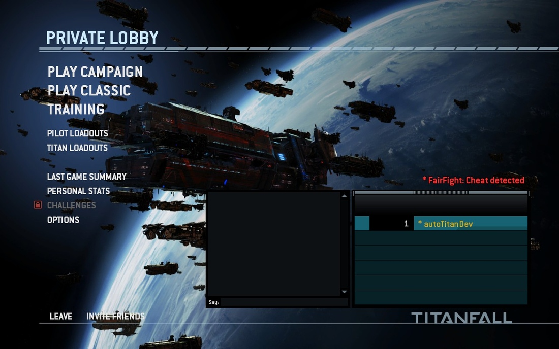 Titanfall dev now enforcing PC bans, will put players in 'the Wimbledon of aimbot contests'