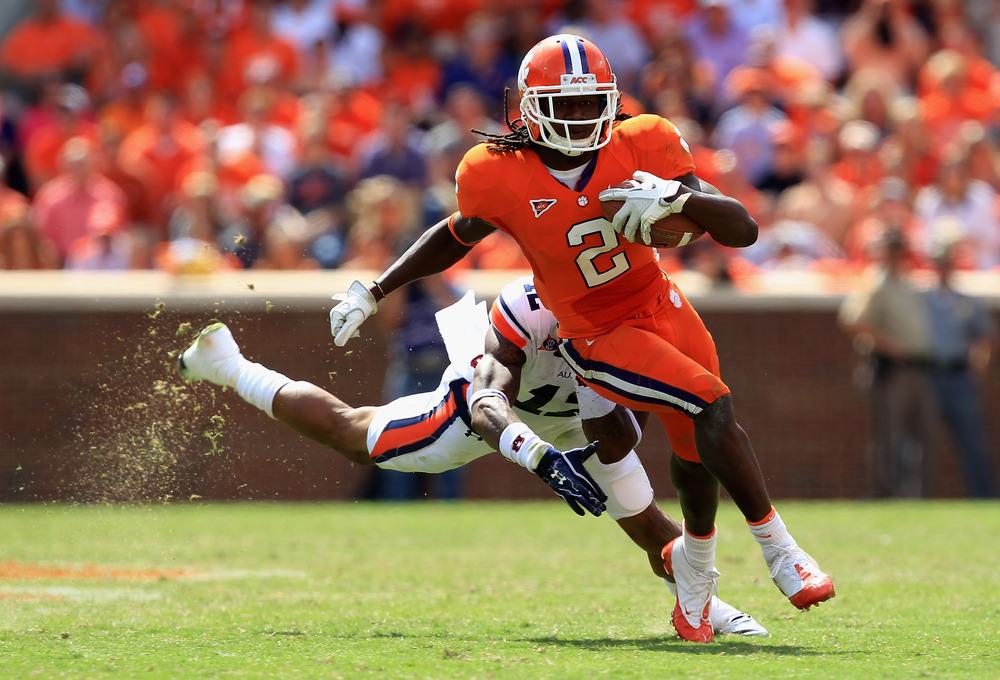 2014 NFL Draft wide receiver rankings
