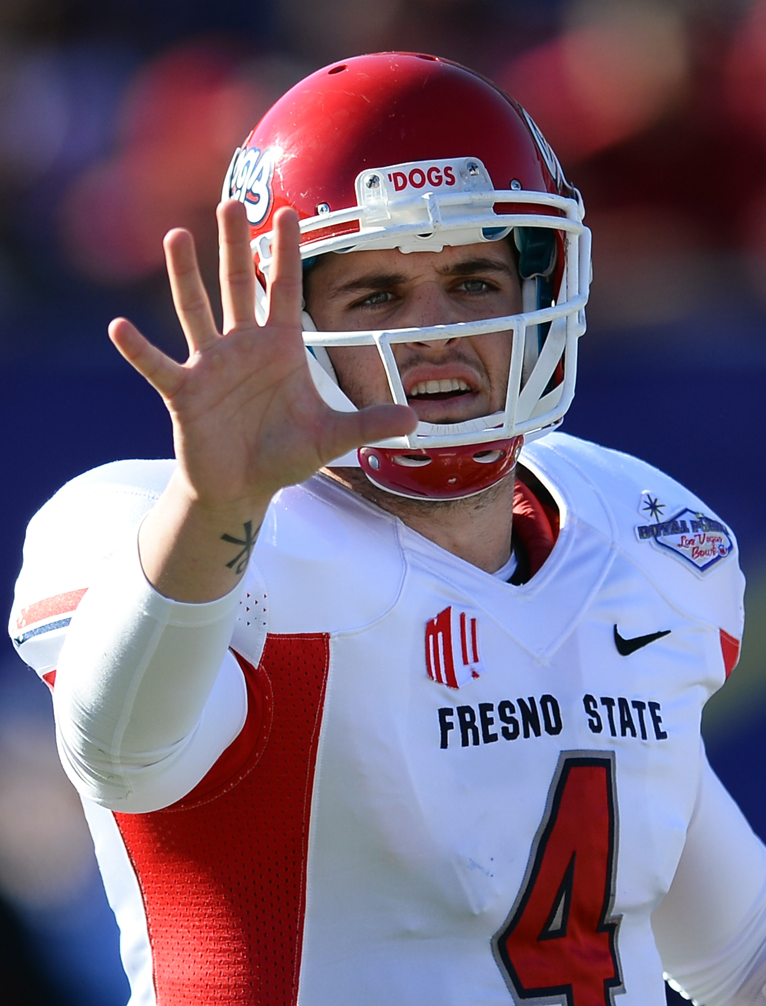 2014 NFL Draft quarterback rankings