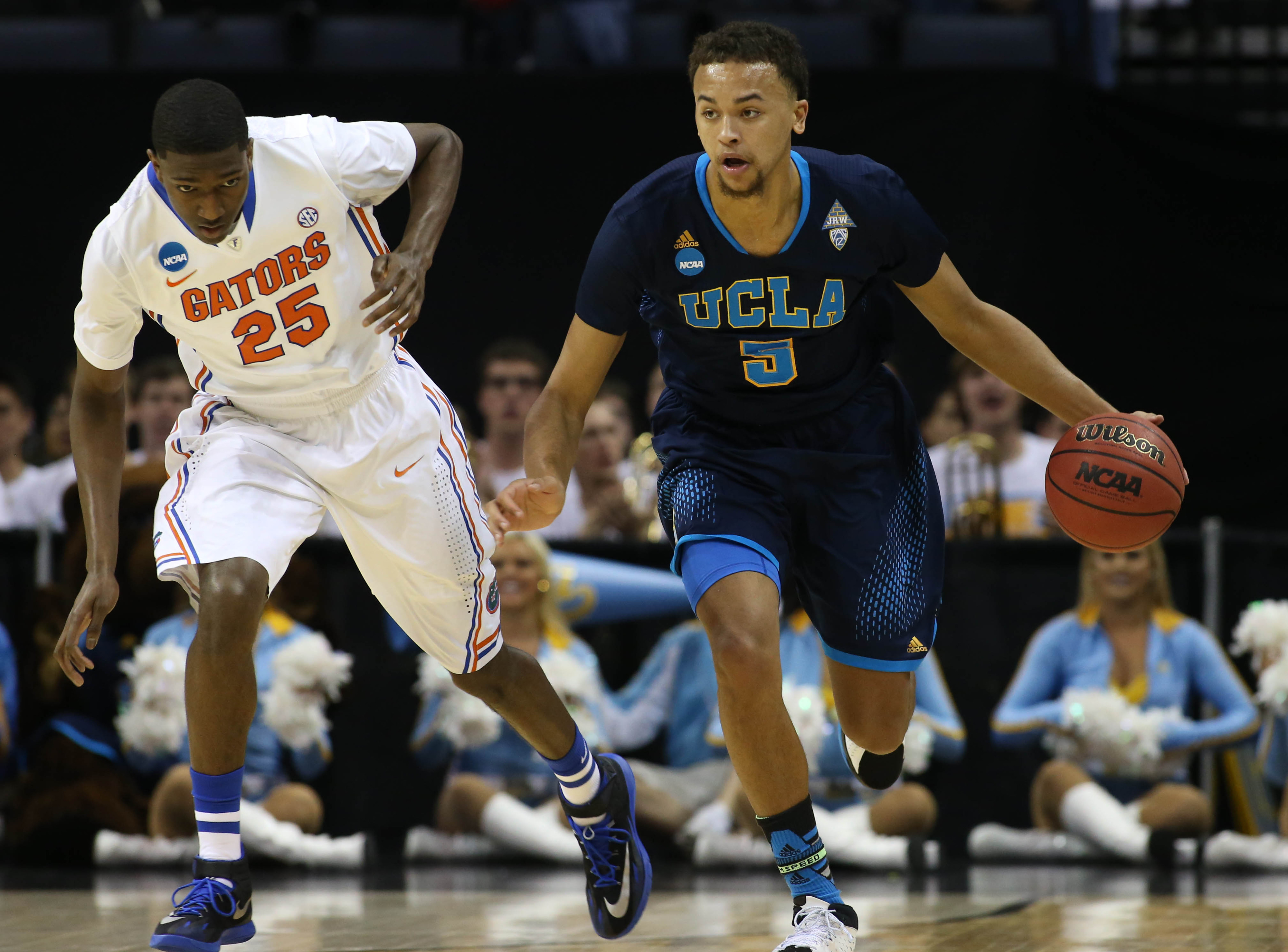 UCLA star Kyle Anderson to declare for NBA Draft, per report