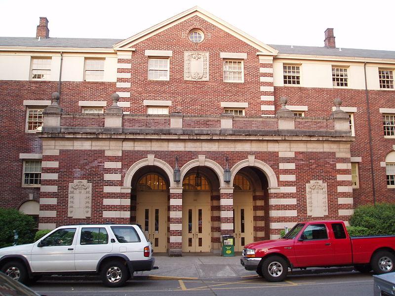 Straub Hall, pre-renovation