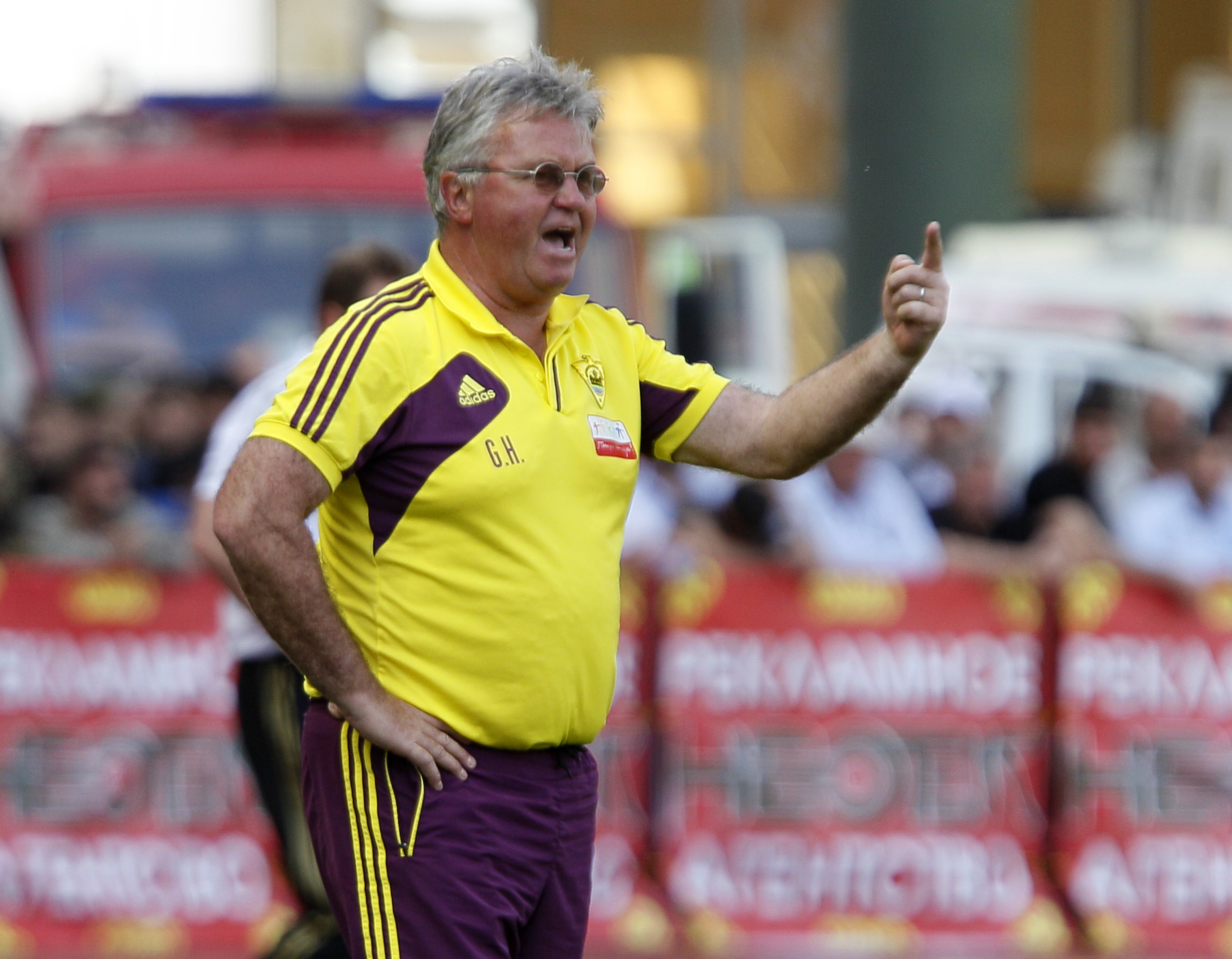 Guus Hiddink to be Netherlands manager after 2014 World Cup