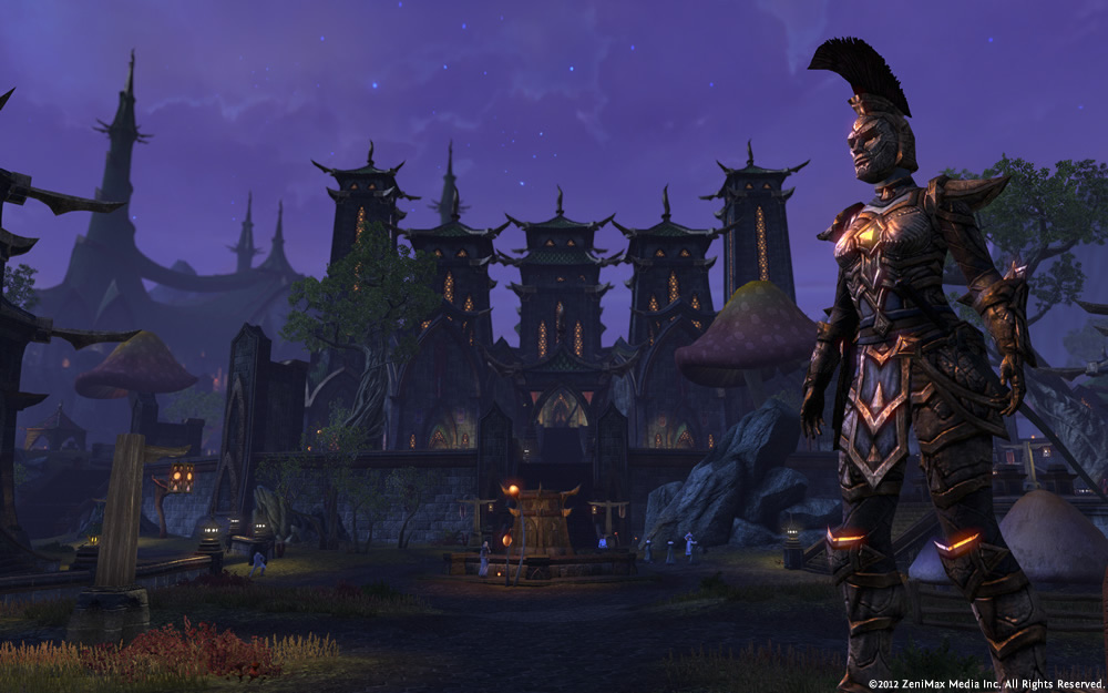 The Elder Scrolls Online players will have more challenges past the level cap