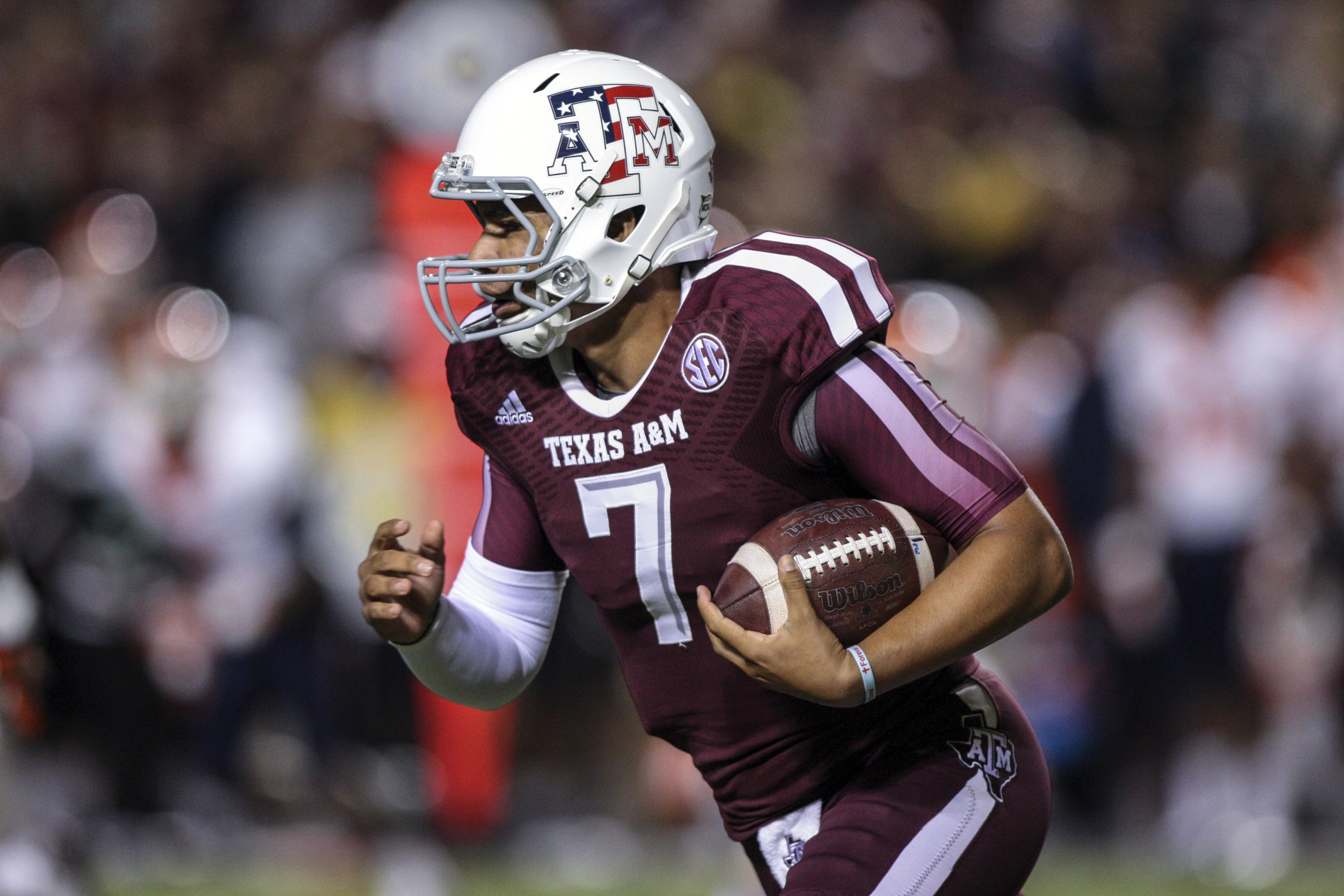 Kenny Hill now second straight A&M QB arrested before season