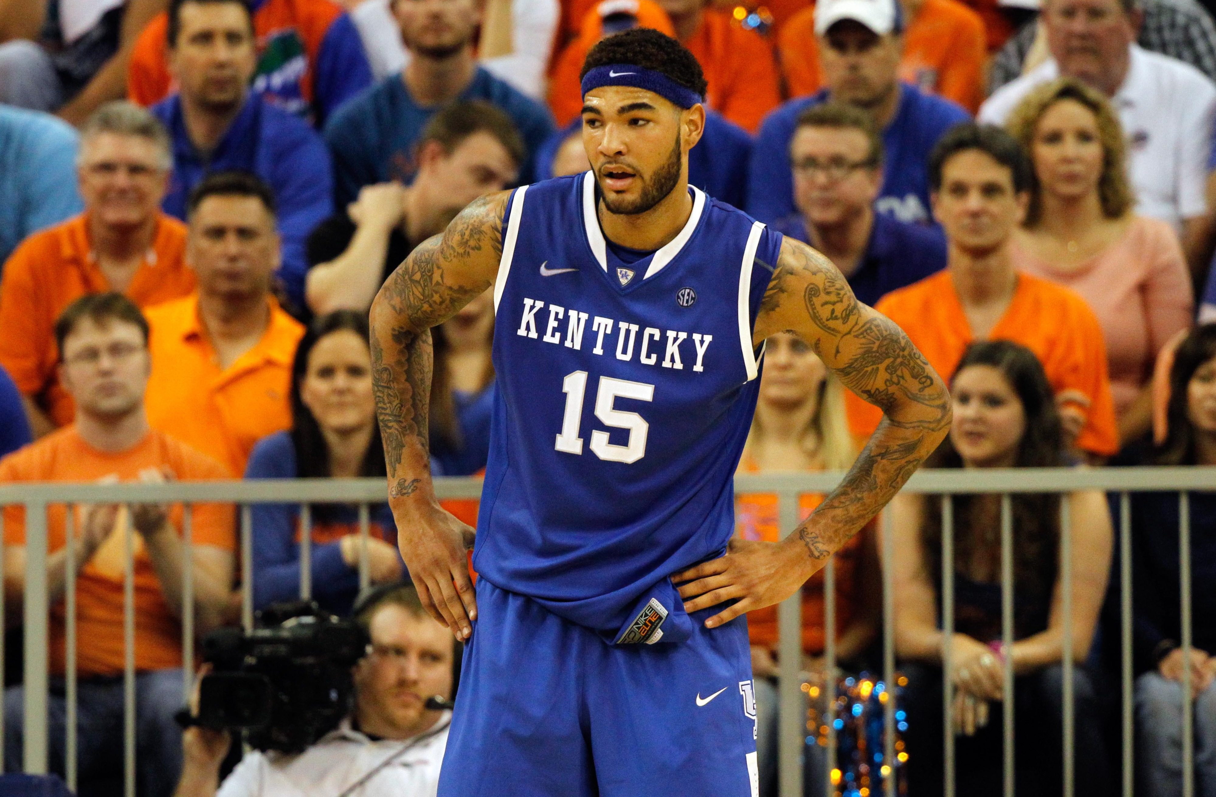 Willie Cauley-Stein injury: Kentucky big man unlikely to play in Elite 8