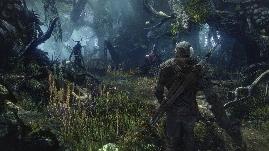 Xbox One and PS4 mean The Witcher 3 can 'go nuts' with its graphics