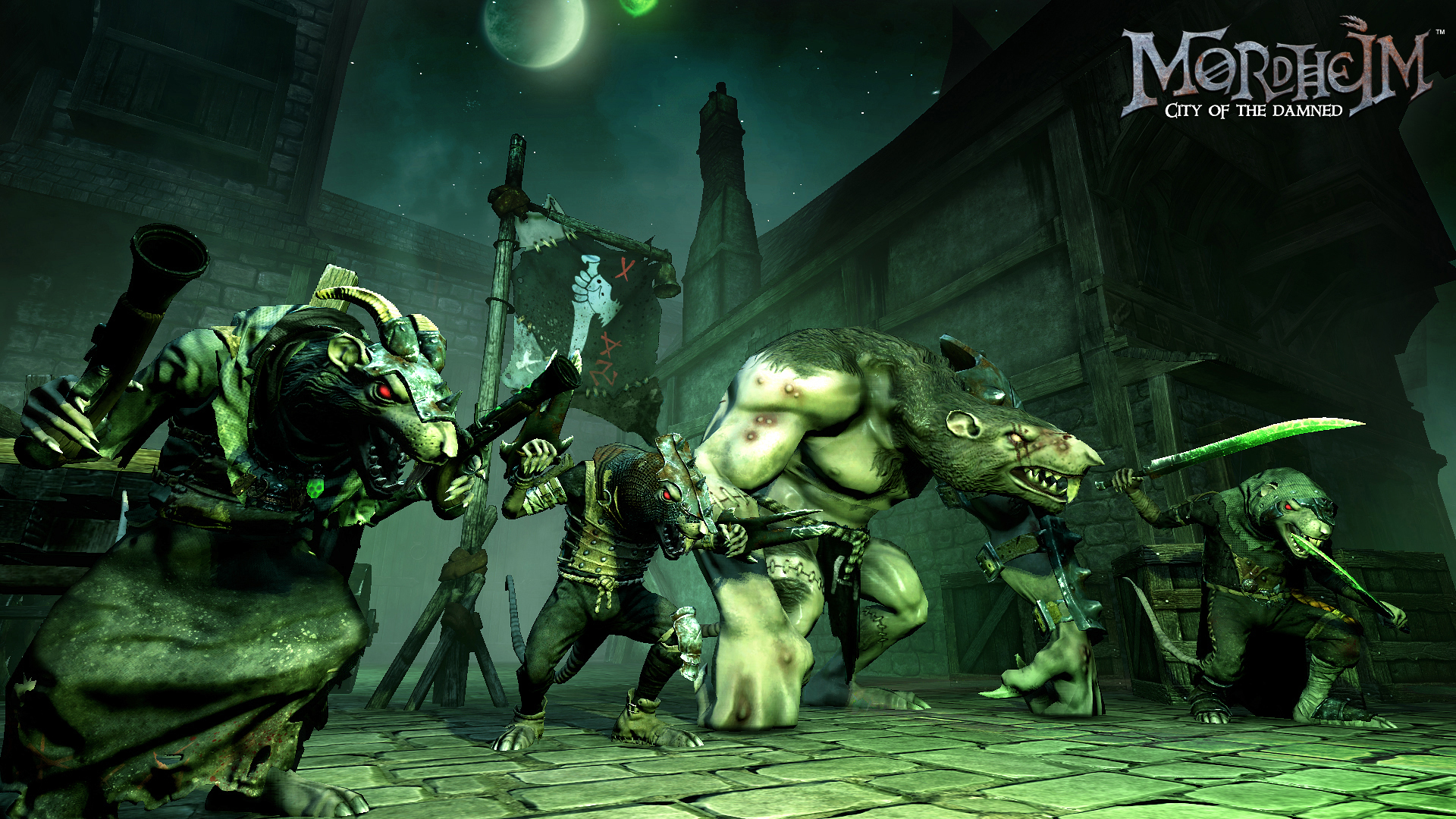 Warhammer's Mordheim: City of the Damned goes from board game to digital release this year