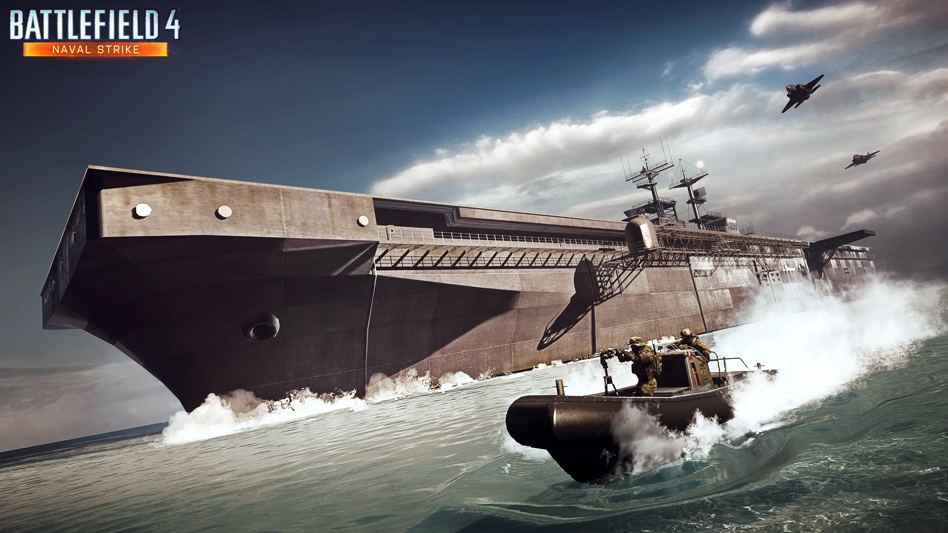 Battlefield 4 Naval Strike DLC rolling out on PC today
