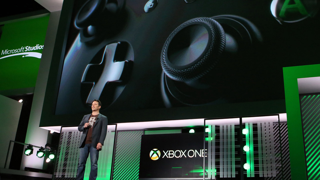 It's games first for Xbox One under new management
