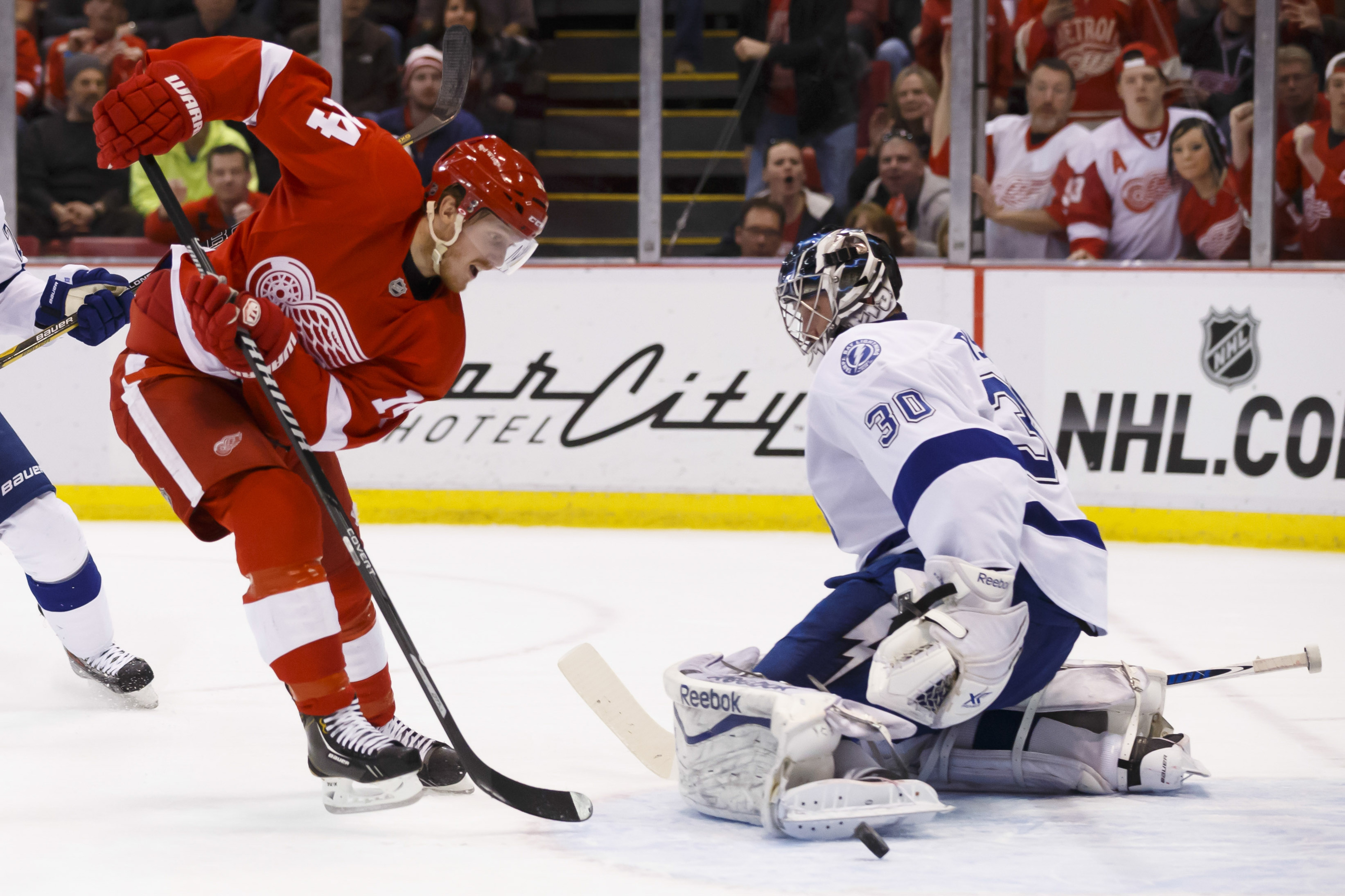 Gustav Nyquist remains red hot and not even 2/3 owned.